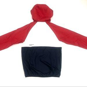 aa84f180766 adidas Jackets   Coats - Adidas MI Skate Red